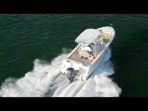 Sailfish 241 CC video