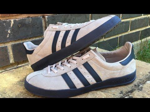 Adidas Mallison SPZL (unboxing & on foot)
