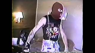 the EXPLOITED / Wattie Buchan interview (incl. hotel room being trashed)