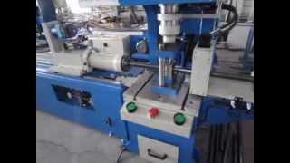 Автоматический станок для пробивки отверстий