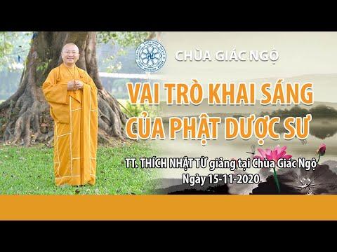Vai trò khai sáng trí tuệ của Phật Dược Sư