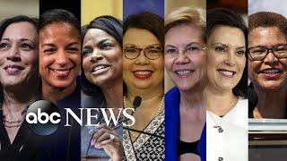 Who will Joe Biden pick as his running mate?