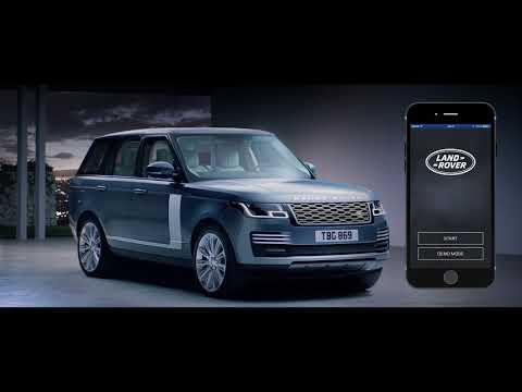 2018 Range Rover | Technology & Infotainment | Land Rover USA