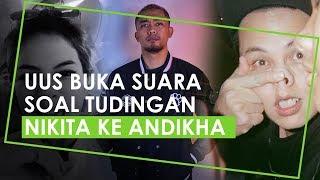Uus Buka Suara soal Tudingan Nikita Mirzani ke Andikha Pratama yang Matikan Rezeki Uus