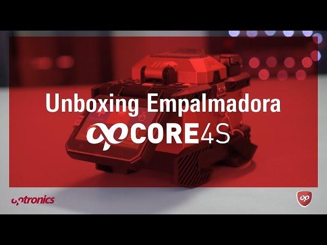 Unboxing - Empalmadora Optronics