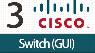 Tutorial Packet Tracert - 3 - Switch (GUI).