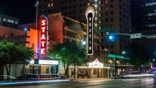 Hyperlapse of Austin Texas