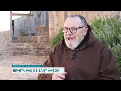 L'ermità Sebastià de sant Pau