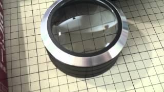 サンワダイレクト拡大鏡デスクルーペLEDライト付5倍ルーペ400-CAM013