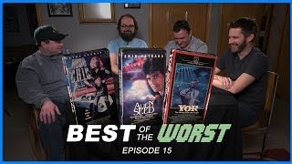 Best of the Worst: Robo-C.H.I.C., Alien Seed, and Yor: The Hunter from the Future