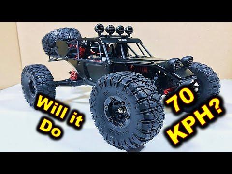 Dirt Cheap DESERT BUGGY - Will it Really Do 70 KPH?!!!