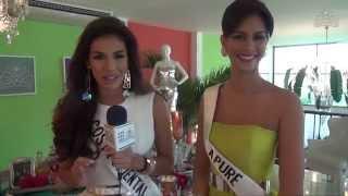 María José Marcano Miss Venezuela 2014 Finalist