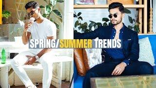The 7 BEST Men's Spring/Summer Trends For 2019