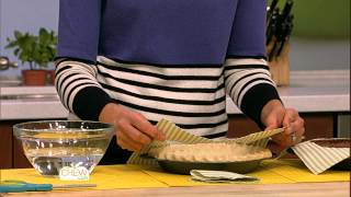 The Chew - Protect Your Pie Crusts