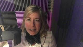 Testimonial - Voice Talent Amy Ferrarotti