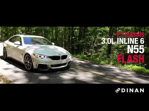 Dinan N55 Performance Engine Software (Flash) - Featurette