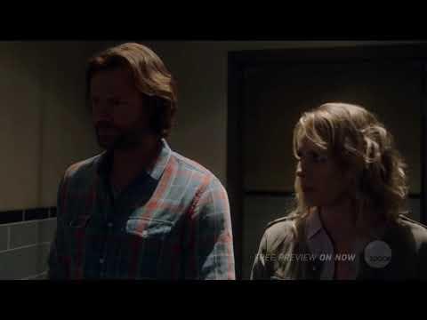 Supernatural season 14 episode 1 Lucifer vessel is alive