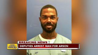 Man Arrested In Triple Homicide Arson Case; Search For Second Suspect Continues