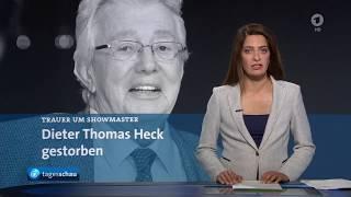 Dieter Thomas Heck TV Berichte Zum Tod --German TV-- -25.08.2018-