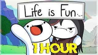 [1 Hour] Life is fun by TheOdd1sOut & Boyinaband