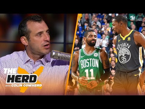 Brooklyn's culture was a draw for KD, talks Kawhi and Lakers - Doug Gottlieb | NBA | THE HERD