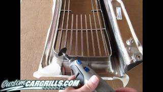 Download Lagu Customcargrills Com Gut Cut Grill Installation Mp3
