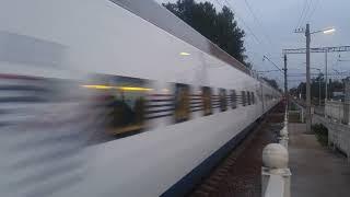 Новый Скоростной электропоезд Аллегро