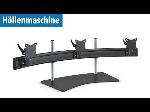 Höllenmaschine 7 - Der 600-Euro-teure Monitor-Ständer | deutsch / german