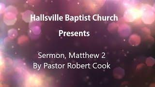 Sermon, Matthew 2