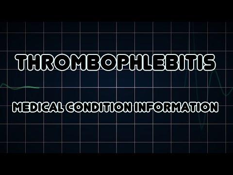 ภาวะแทรกซ้อนที่อันตรายที่สุดของ thrombophlebitis หลังคลอด