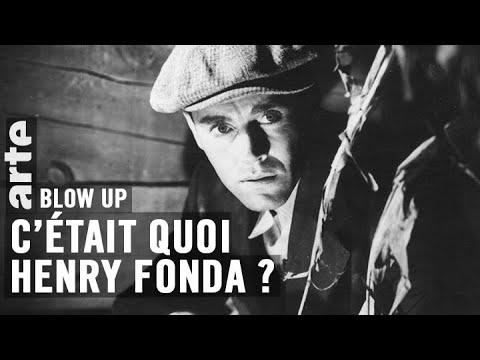 C'était quoi Henry Fonda ? - Blow Up - ARTE