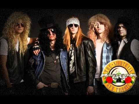 Nightrain [Studio] | Tribute to Guns N' Roses | The Nightrain