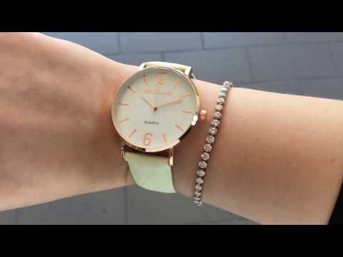 NEU! Farbwechselnde Uhren