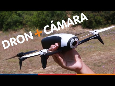 PARROT BEBOP 2   Dron con cámara Full HD + WiFi smartphone + GPS