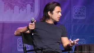 Sebastian Stan - Speaking Romanian to his Fans - Salt Lake Comic Con 2015 (Eng Subtitles)
