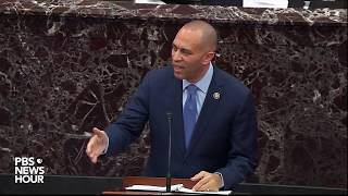 WATCH: Jeffries says Trump's call with Zelensky is evidence of 'corrupt scheme'