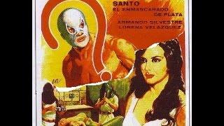 Санто против зомби - 1961, Боевик, Ужасы