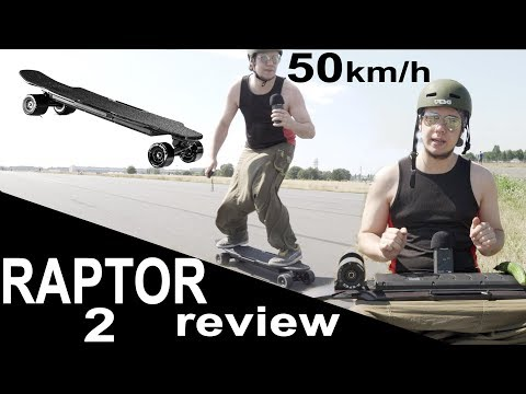 Enertion Raptor 2 Electric Skateboard/Longboard Honest Review