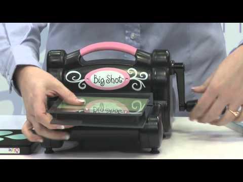 Vídeos en español - El Big Shot kit iniciación