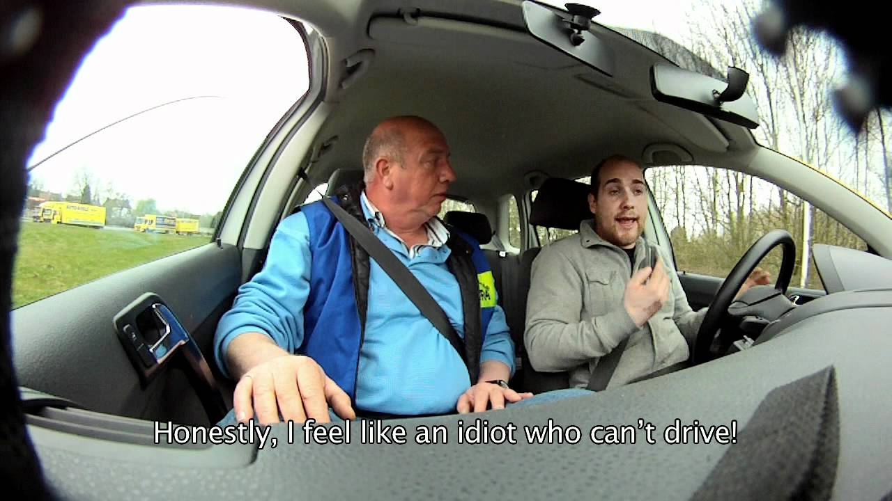 Watch People Fail Their Driving Test When Told They Had To Text And Drive
