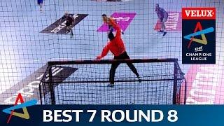 Best 7 | Round 8 | VELUX EHF Champions League