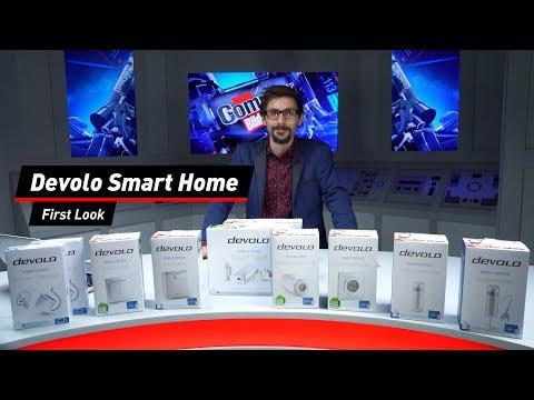 Smarthome: Module für das Devolo Home Control