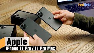 Смартфон Apple iPhone 11 Pro 64GB Midnight Green (MWC62) от компании Cthp - видео 1