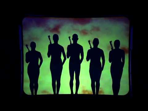 attraction shadow act britain s got talent 2013