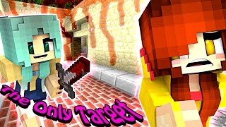 Murder with Jenny - I'm the ONLY Target - Minecraft Partyzone Server Minigame