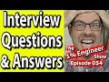 Top Job Interview Questions For Engineers Hard Job Interview Questions And Answers