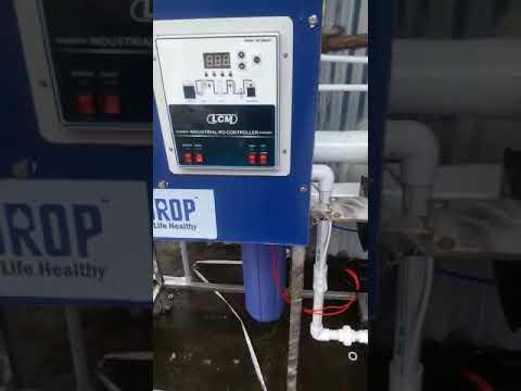 1000 LPH RO Plant Standard