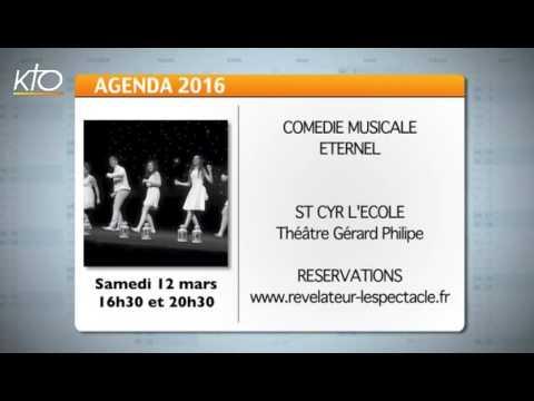 Agenda du 4 mars 2016