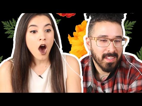 Latinos React To Disney Pixar's