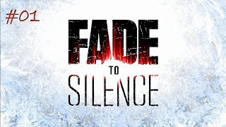 Fade to Silence PC Gameplay Deutsch #01 - LIVE
